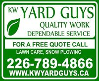 aeration pest controle  fertilizing
