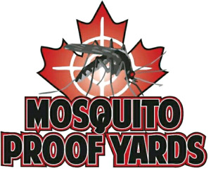 Mosquito Franchise available for local businesses person