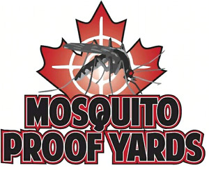 Mosquito Proof your Yard