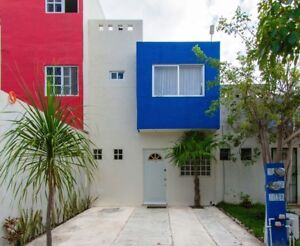 Pretty and cheap house 20 minutes to the beach in Cancun