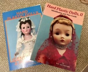 Hard Plastic Doll Identification Guides-Volumes 1 & 2 circa 1994
