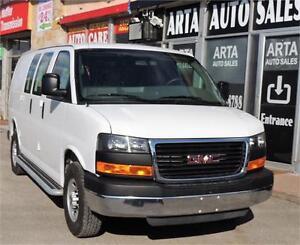 2015 GMC Savana Cargo Van /\ G2500