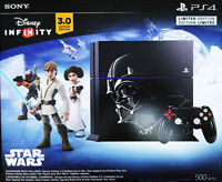 Play Station 4 Limited Edition ,Disney infinity,Brand New  $ 400