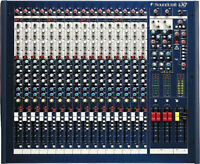 NEUF* SoundCraft LX7 II 16 Channel* Mixer* Bon prix**