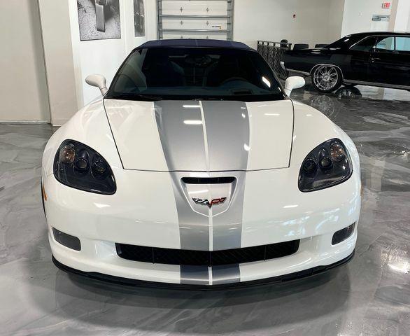2013 White Chevrolet Corvette Convertible  | C6 Corvette Photo 10