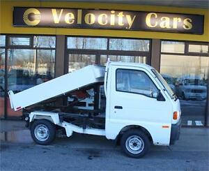 1995 Suzuki Carry DUMP AWD 102 KMs Low Mileage