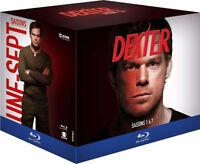 Dexter Saison 1 - 5 EN FRANCAIS Blu-Ray Coffret