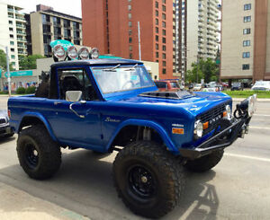 1970 Ford Bronco-Classic Highly Modified Beauty!!!- Reduced!!!
