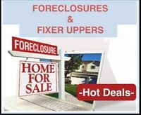 CONDO ***FORECLOSURES - FIXER UPPERS*