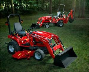 "'NEW"" Massey Ferguson Compact Tractor GC1705L"