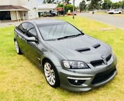 2013 Holden Special Vehicles Clubsport E3 MY12.5 R8 Alto Grey 6 Speed Manual Sedan Maddington Gosnells Area Preview