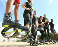 Unlimted Kangoo jump fitness. Have you ever tried it?