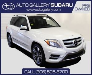 2013 Mercedes-Benz GLK-Class Local Trade - PST Paid - Fully Load