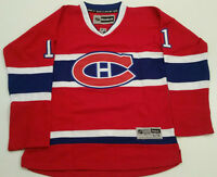 Montreal Canadiens & Van Canucks: Kids Jersey Gallagher & Sedin