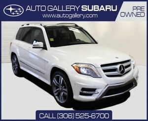 2013 Mercedes-Benz GLK-Class LOCAL TRADE | PST PAID | FULLY LOAD