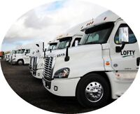 Hiring class 1 drivers up to .27 cents in teams