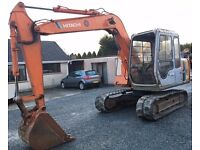 Hitachi EX60-2 Digger/Excavator for sale