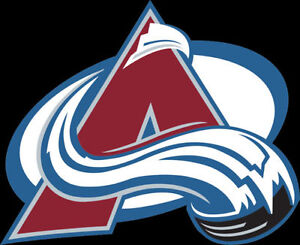 AVALANCHE @ OILERS. .SAT MARCH 25