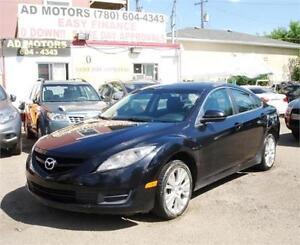 """SALE THIS WEEK""  2010 Mazda MAZDA6 AUTO LOADED-100% FINANCE"
