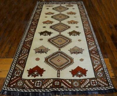 Handmade Persian Rug Qashqaei Shiraz Tribal Oriental Carpet Wool Hornsby Hornsby Area Preview