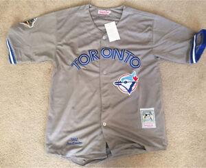 Toronto Blue Jays Joe Carter jersey XL