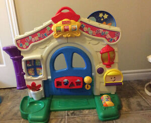 Fisher Price Laugh and Learn Play House