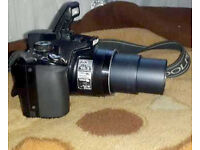 Telford, Shropshire. NIKON P100 high end camera with large zoom lens (moving abroad reluctant sale)