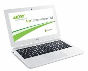 """New Open Box Acer Chromebook 11.6"""" Chrome OS+New Wireless Mouse"""