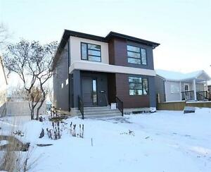 Saturday (January 20) Open House 1-4 PM 10729 71 avenue NW