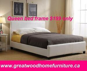 BRAND NEW QUEEN/DOUBLE  SIZE BED FRAME....$199
