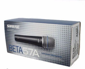 Shure Beta 57A Vocal Microphone Dynamic