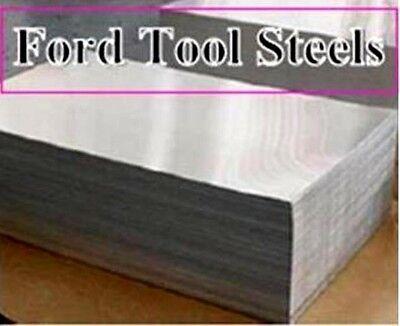 4130 Steel Sheet Alloy Lot Of 10