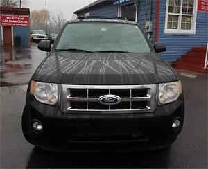 2012 Ford Escape XLT|EASY CAR LOANS AVAILABLE FOR ANY CREDIT Oakville / Halton Region Toronto (GTA) image 3