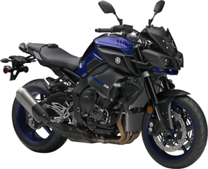 2018 YAMAHA - MT-10 MOTOCYCLE