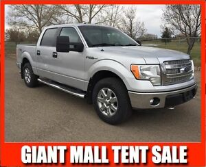 2014 Ford F-150 Supercrew 4x4 XTR