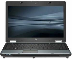 HP EliteBook 8440P Laptop, 14, 2.40GHz Intel Core i5-520M, 250GB HDD, 4GB RAM, Refurbished - CND0371F01