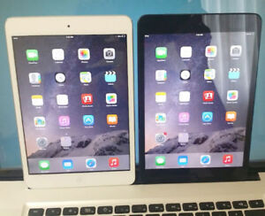 16GB iPad Mini 1st Generation - ( Black or White )