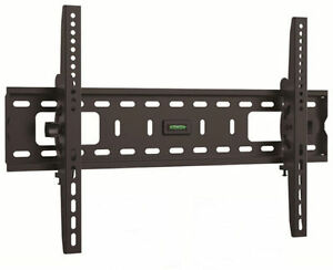Tilting extra wide TV wall mount