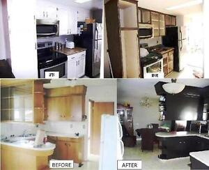 Refinish your kitchen&bath cabinetry for less $ than you think Strathcona County Edmonton Area image 3