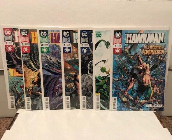 Hawkman #1-26 (2018) DC Comics High Grade Lord Beyond the Void