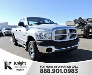 2007 Dodge Ram 1500 ST 4WD Tow Package Keyless Entry 1 Tax