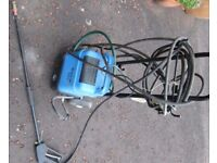 Kew Hobby Pressure 100-1 Pressure Washer For Parts Not running with Original Kew hose & Lance