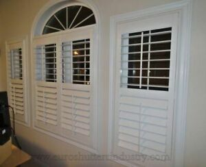 CALIFORNIA SHUTTERS HIGH END CUSTOM PRODUCT