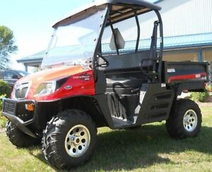 NEW- Kioti Mechron 2200 Utility Vehicle