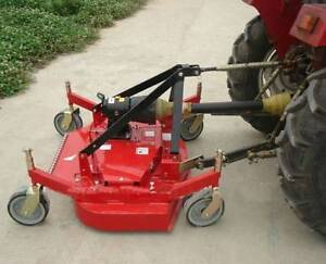 FINISH MOWER 1.8M 6FT TRACTOR TPO THREE POINT LINKAGE LAWN TURF Ringwood Maroondah Area Preview