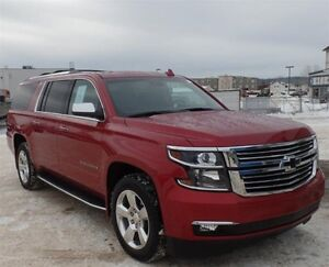 2015 Chevrolet Suburban LTZ Sunroof Heated/Cooled Seats 4WD