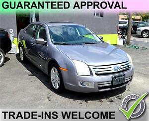 2006 Ford Fusion V6 SEL - GUARANTEED APPROVAL - FREE GAS CARD