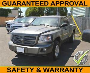 2009 Dodge Dakota SXT Crew Cab 4WD, GUARANTEED FINANCE, REDUCED