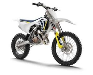 2018 Husqvarna TC 85 2-Stroke  Off Road Motocross