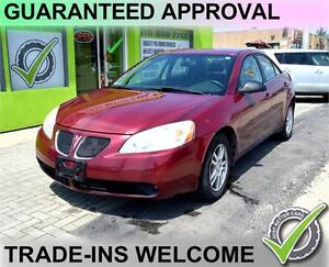 2005 Pontiac G6  - GUARANTEED APPROVAL - FREE GAS CARD